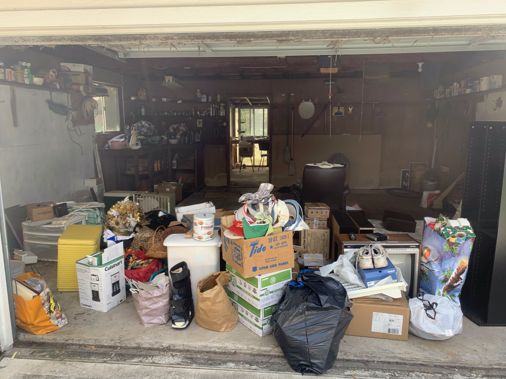 garage cleanout services