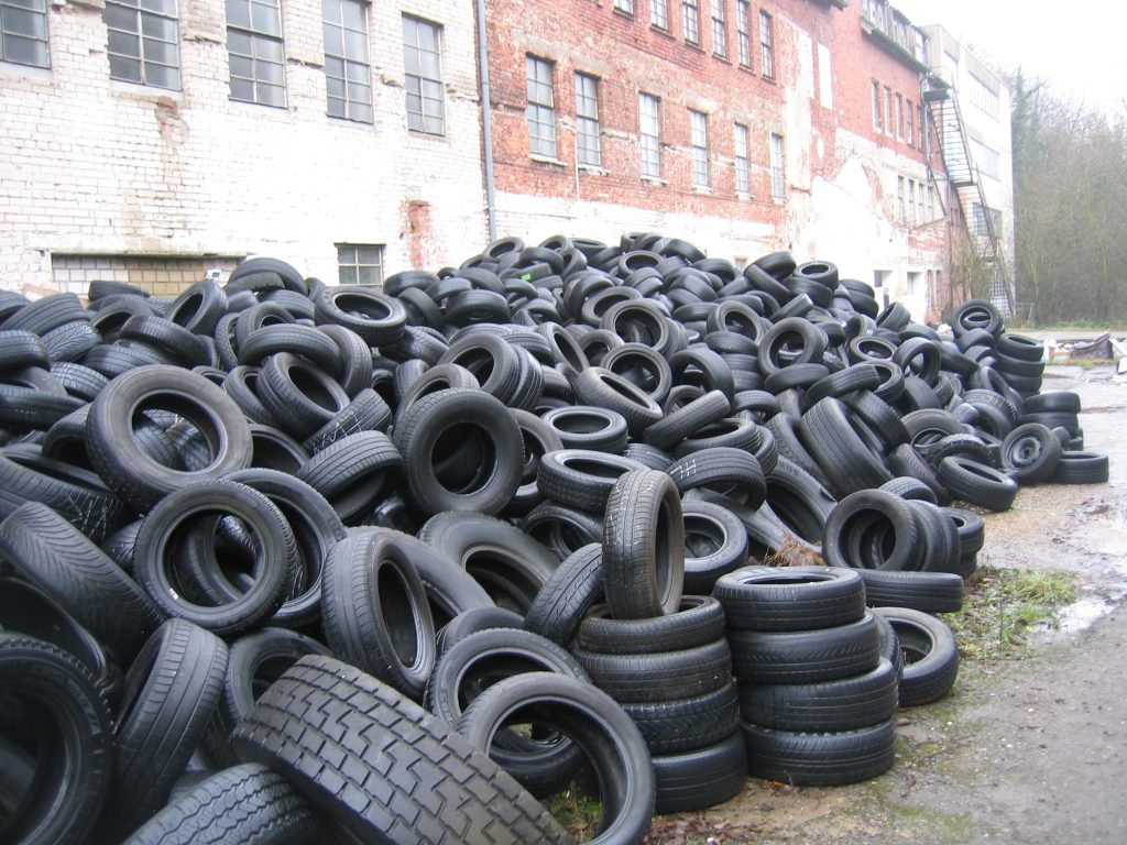 How to Dispose of Tires