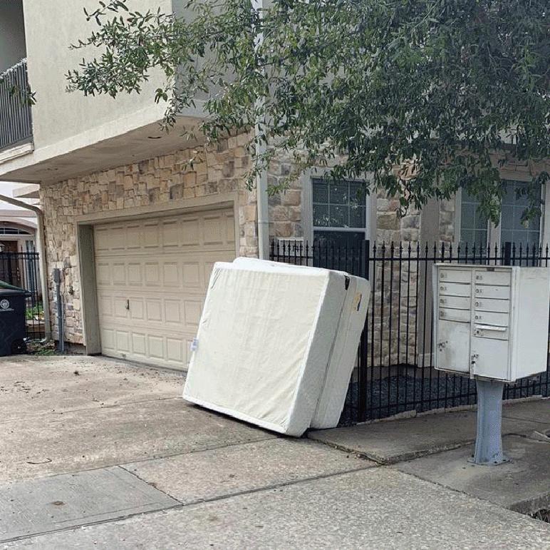 mattress disposal houston