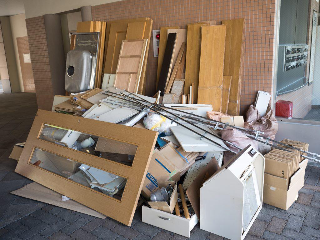 renovation waste removal